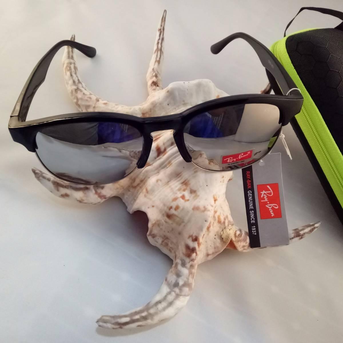 Kacamata Rayban F1 White