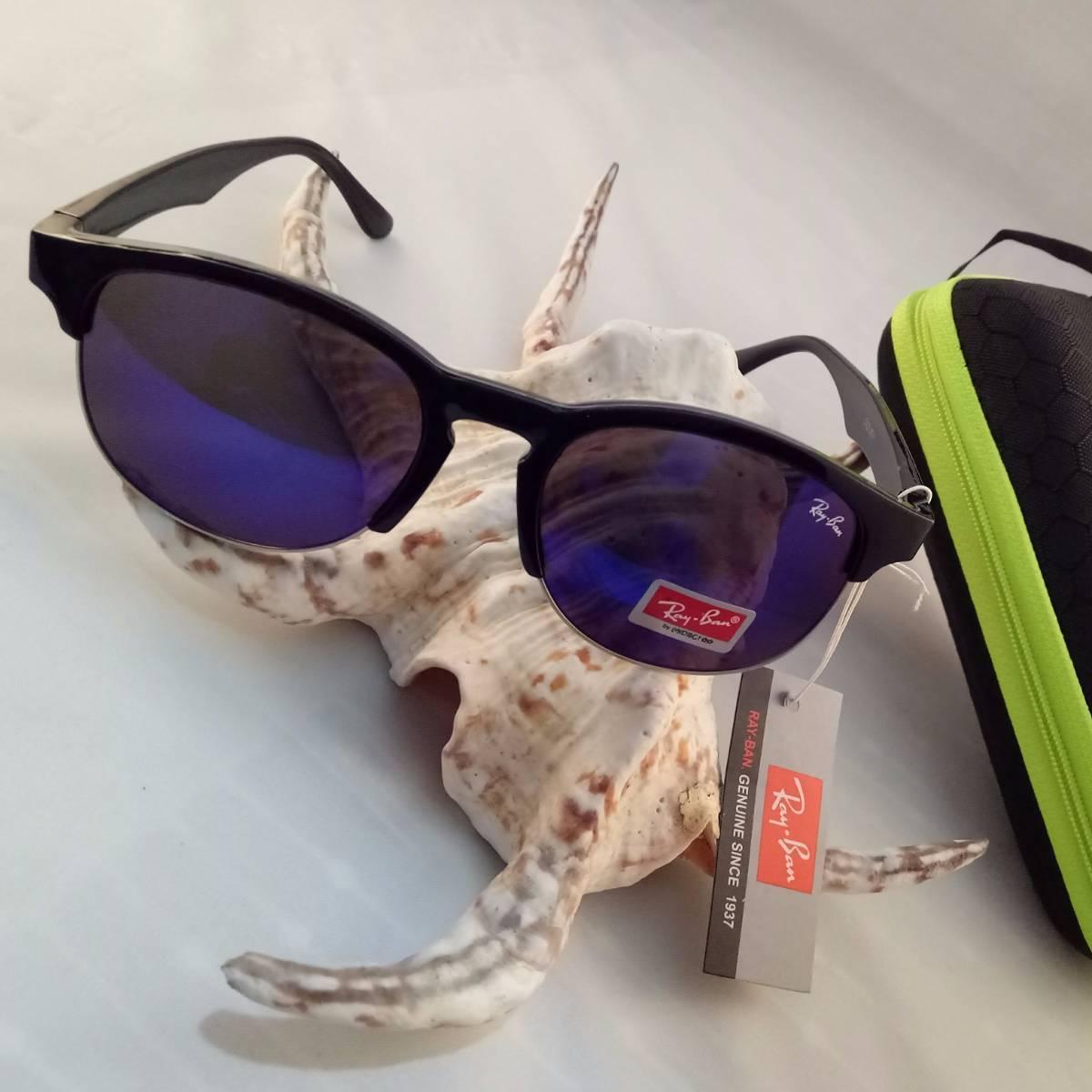 Kacamata Rayban F1 Blue