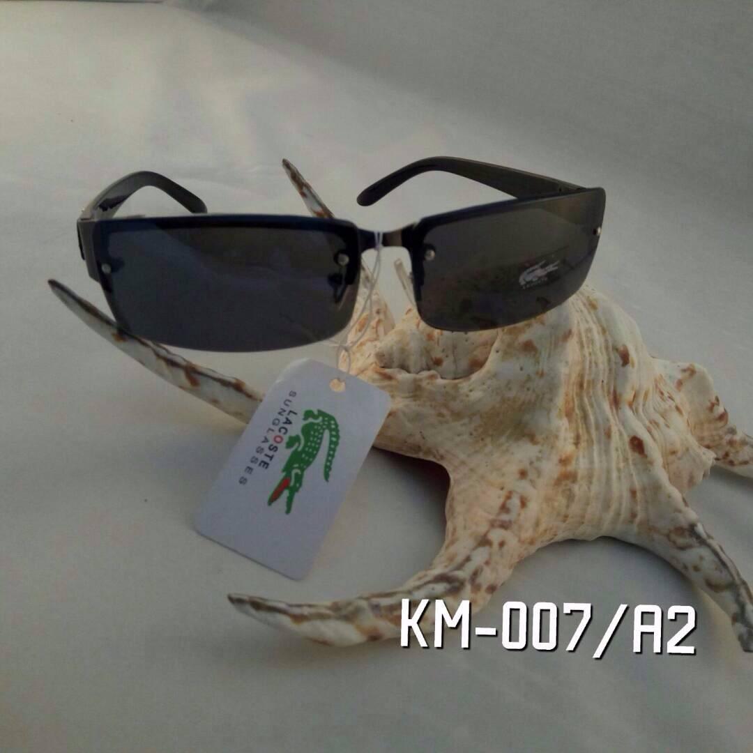 Kacamata Lacoste Km 007 Black