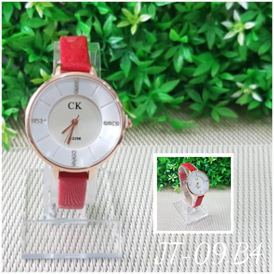 Jam Tangan - Calvin Klein - Red