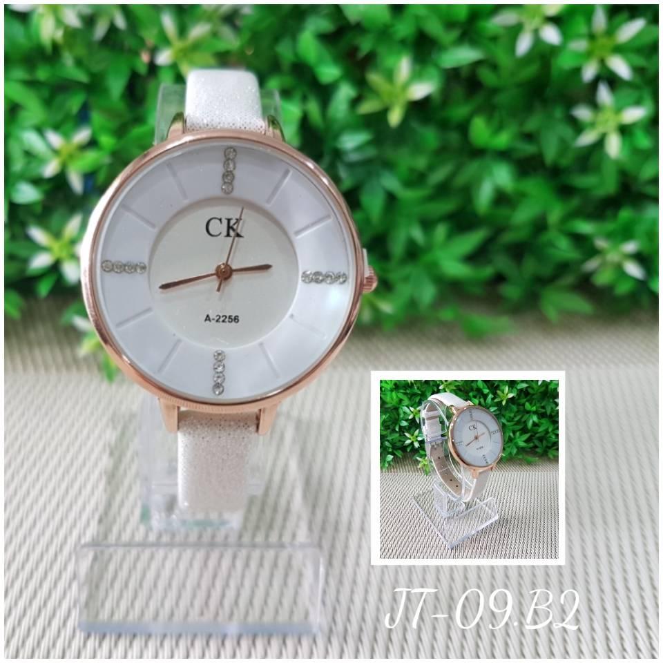 Jam Tangan - Calvin Klein - White