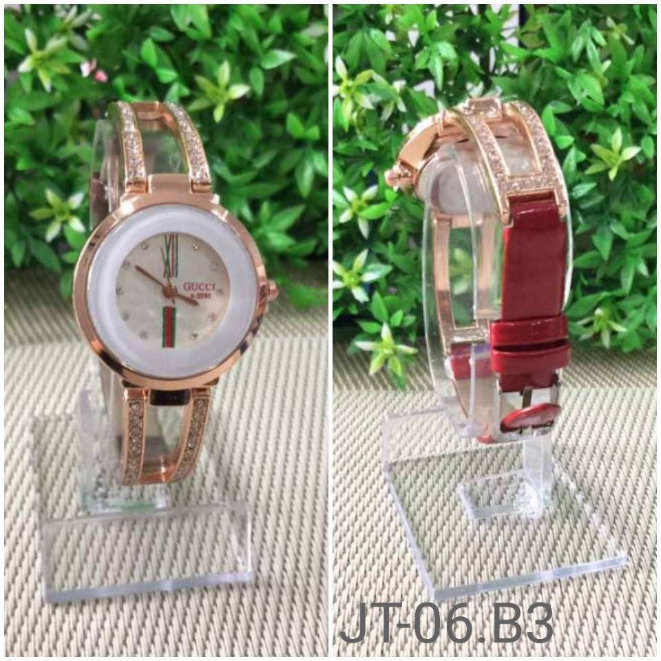 Jam Tangan Gucci A-2030 Red