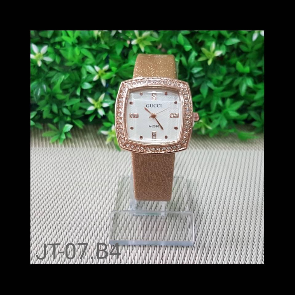 Jam Tangan Gucci A-2590 Gold