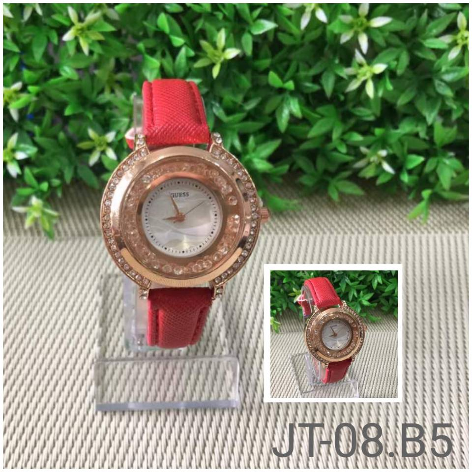 Jam Tangan Guess Starling Red