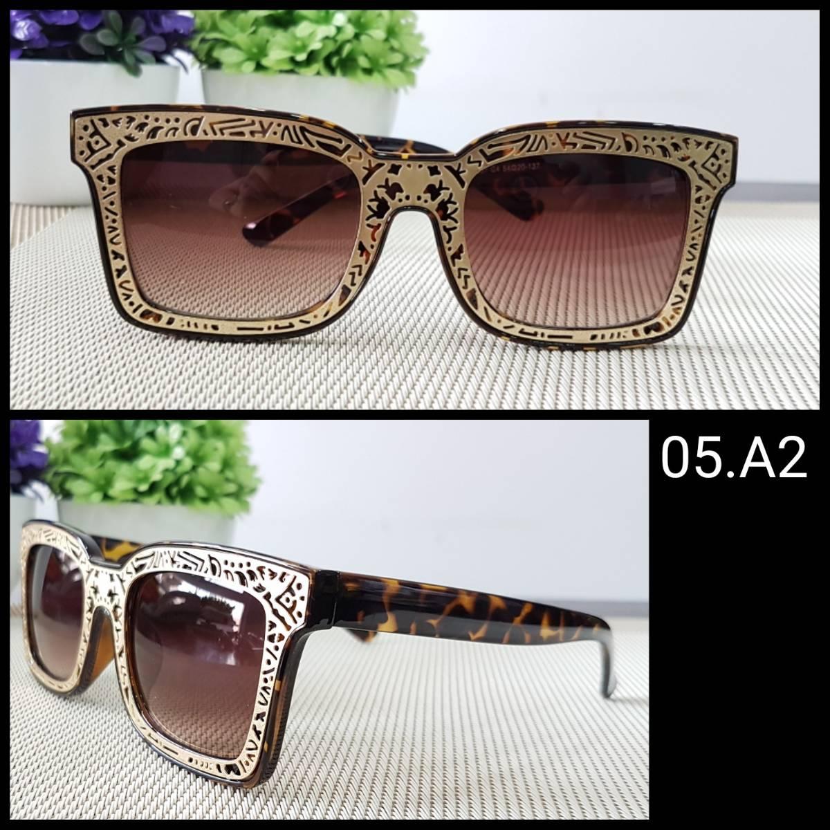 Kacamata Zorro Z Tiger Brown1