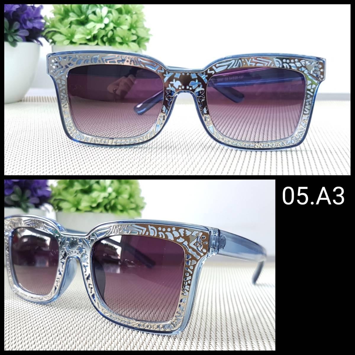 Kacamata Zorro Z Blue1