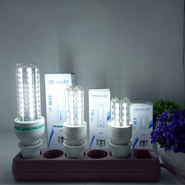 Lampu Led U Efficient 7watt2