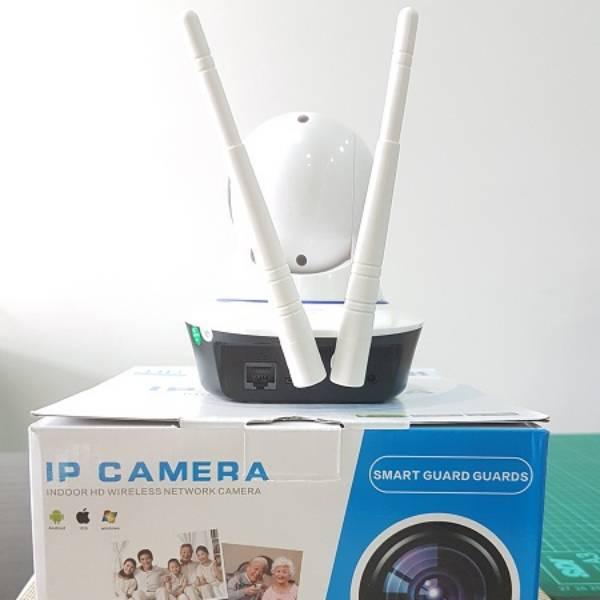 Cctv Ip Camera Wireless 2 Antena2