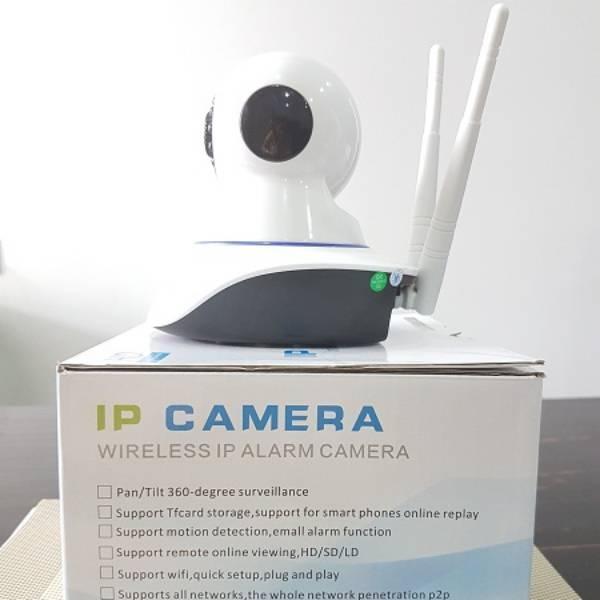 Cctv Ip Camera Wireless 2 Antena3