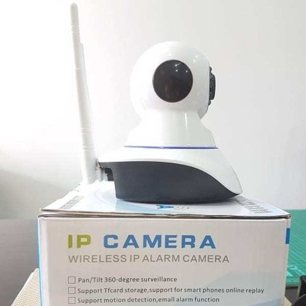 Cctv Ip Camera Wireless 2 Antena4