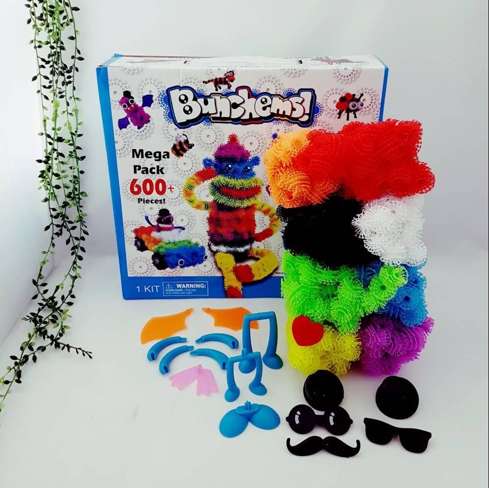 Mainan Edukasi Bunchems