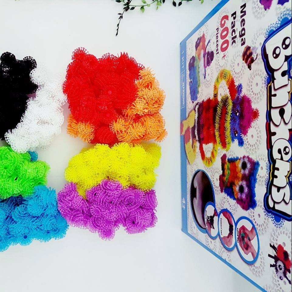 Mainan Edukasi Bunchems1