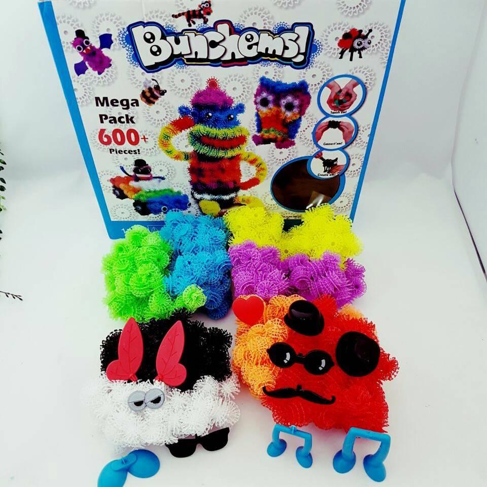 Mainan Edukasi Bunchems2