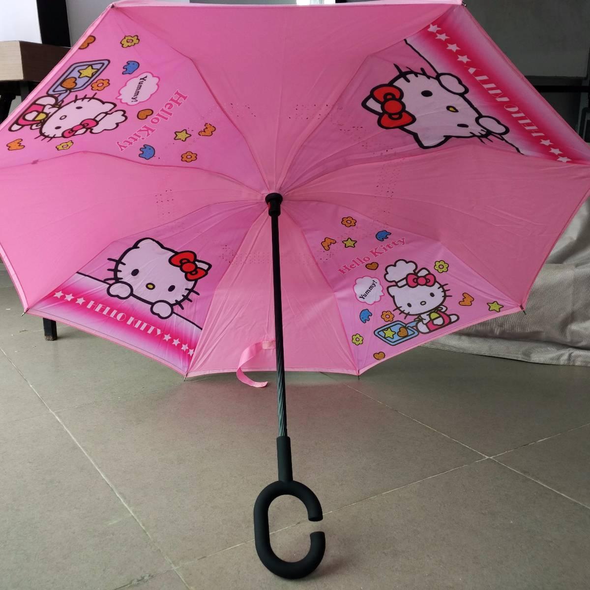 Payung Terbalik Karakter Kartun1