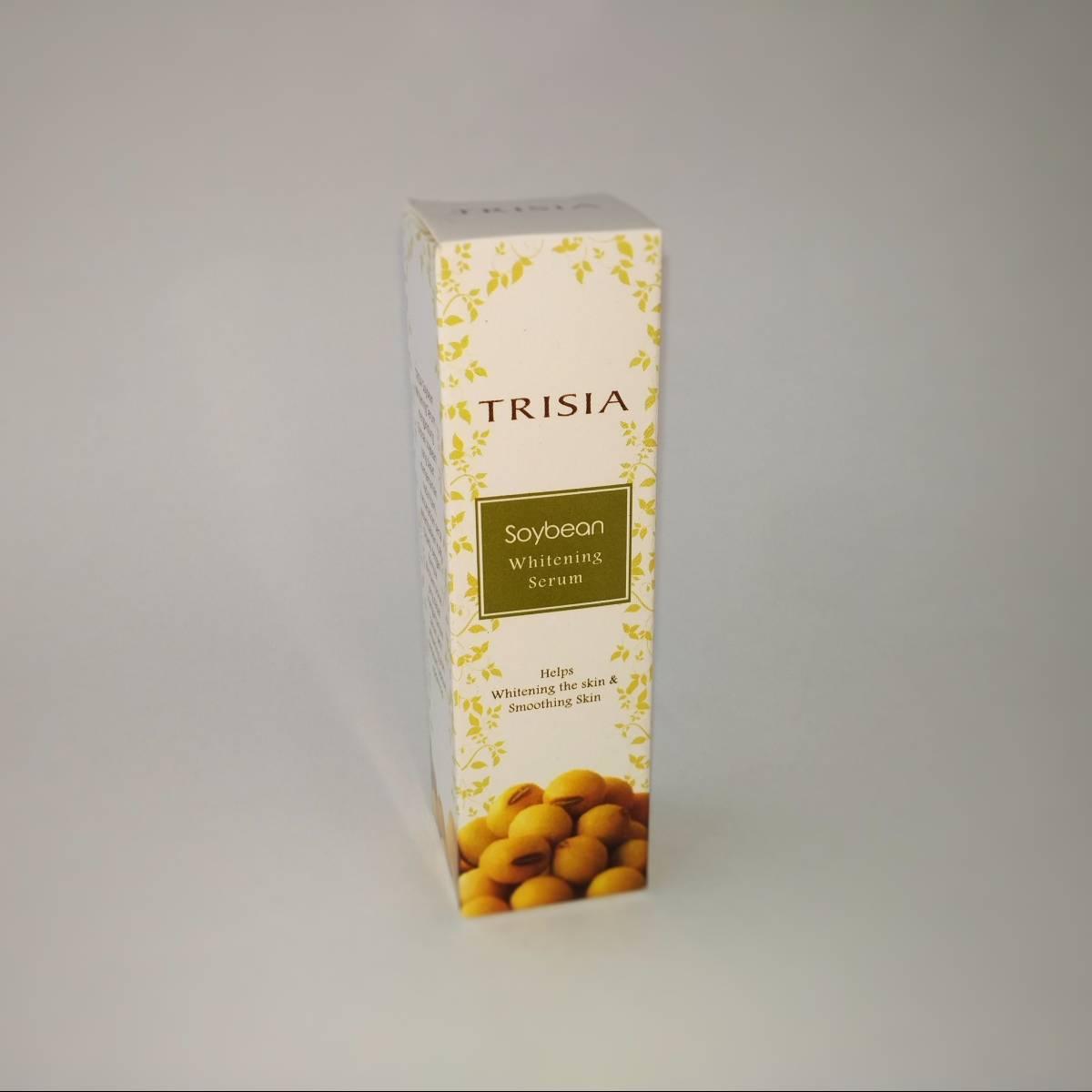 Trisia Soybean Whitening Serum Pemutih Wajah1