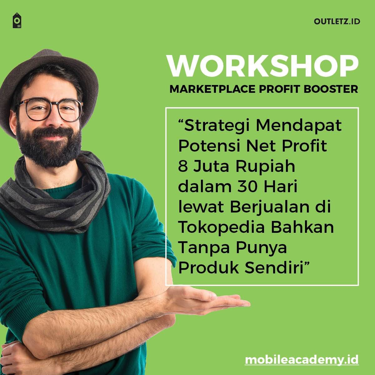 Workshop Marketplace Profit Booster