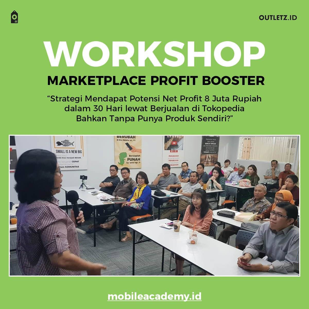 Workshop Marketplace Profit Booster1