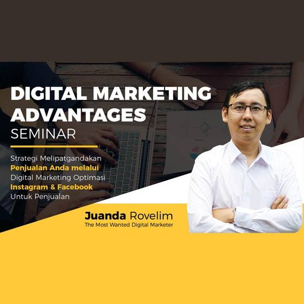 Digital Marketing Advantages