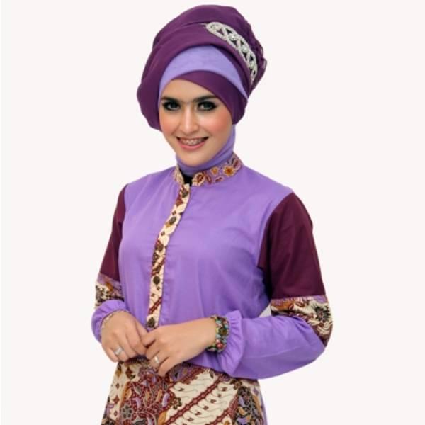 Gamis Batik Bunda