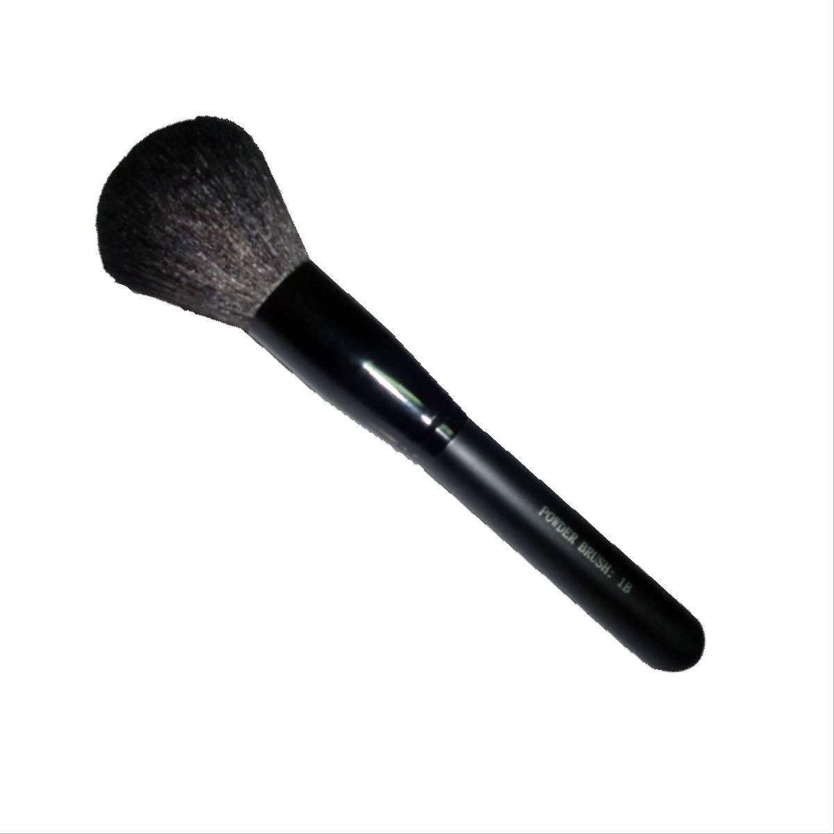 Powder Brush-berfungsi Mengaplikasikan Bedak Tabur Ke Wajah