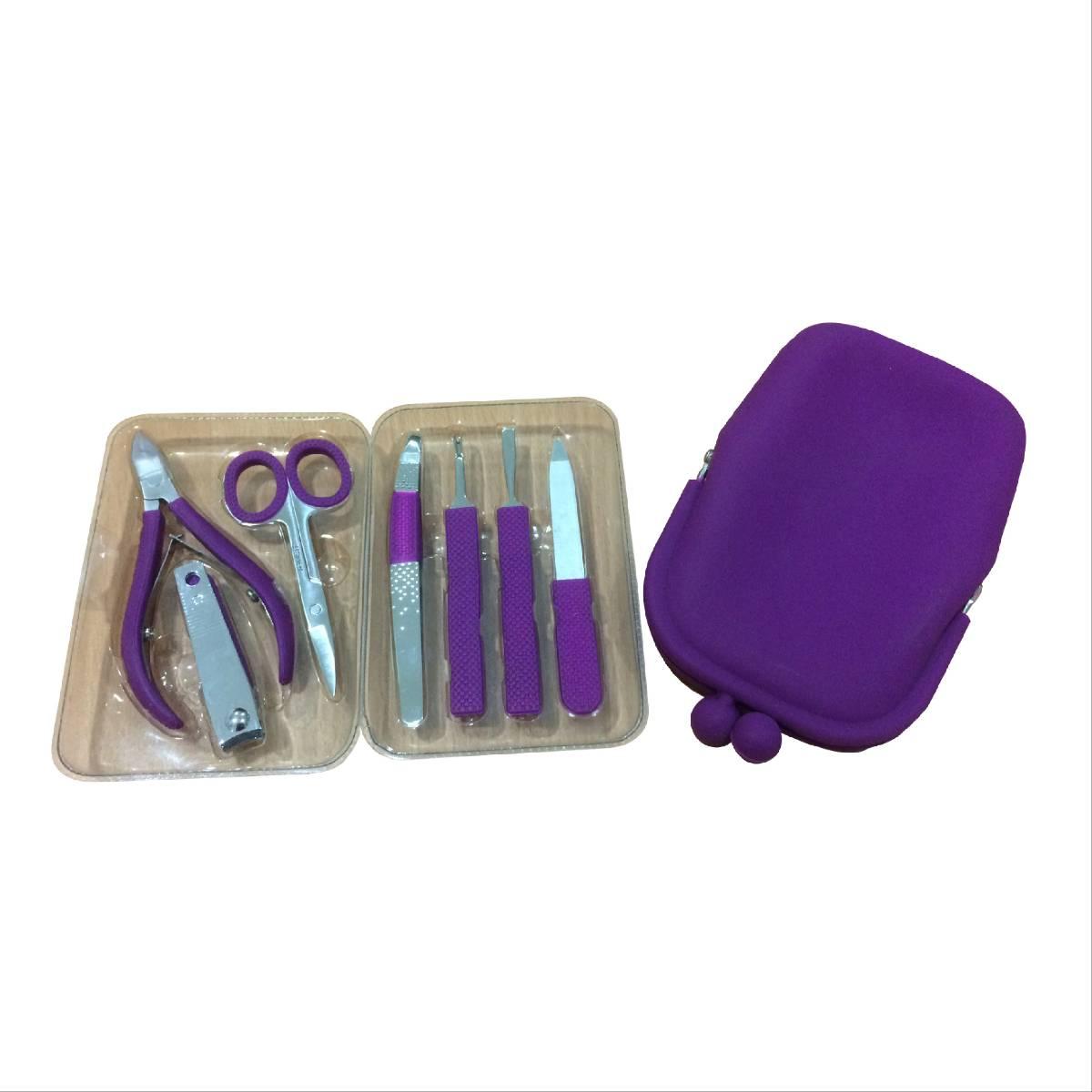 Manicure Set 7pc- Set Gunting Kuku Lengkap