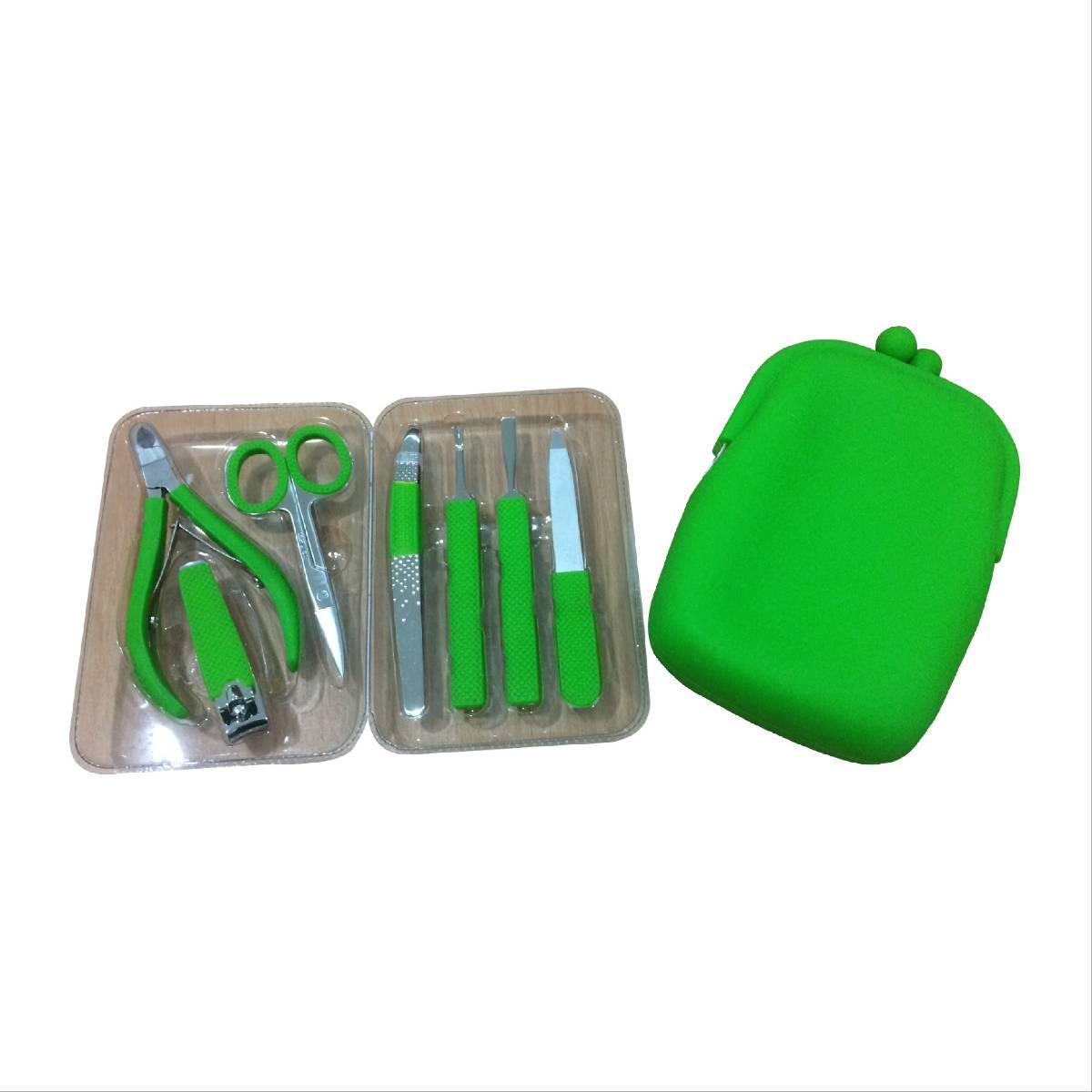 Manicure Set 7pc- Set Gunting Kuku Lengkap1