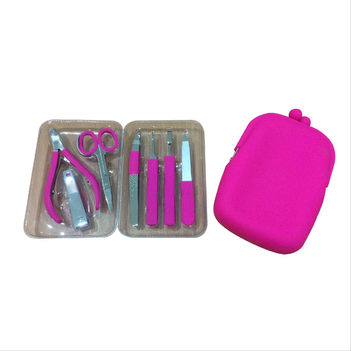 Manicure Set 7pc- Set Gunting Kuku Lengkap2