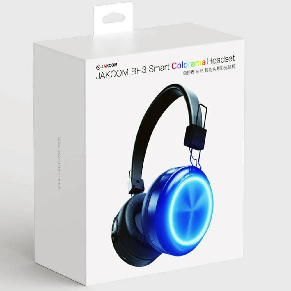 Jakcom BH3 Smart Colorama Bluetooth Headset Wireless Headphones0
