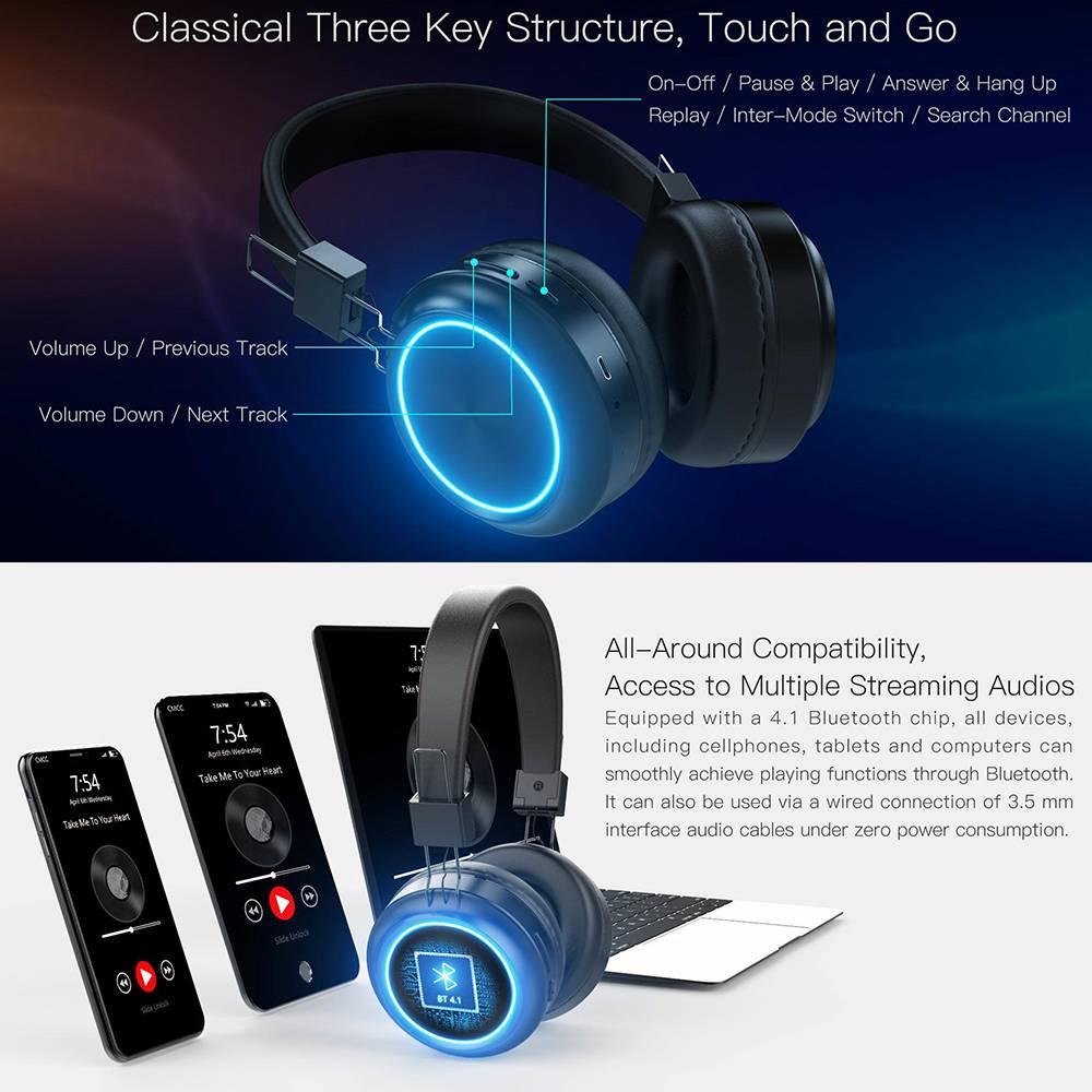 Jakcom BH3 Smart Colorama Bluetooth Headset Wireless Headphones4
