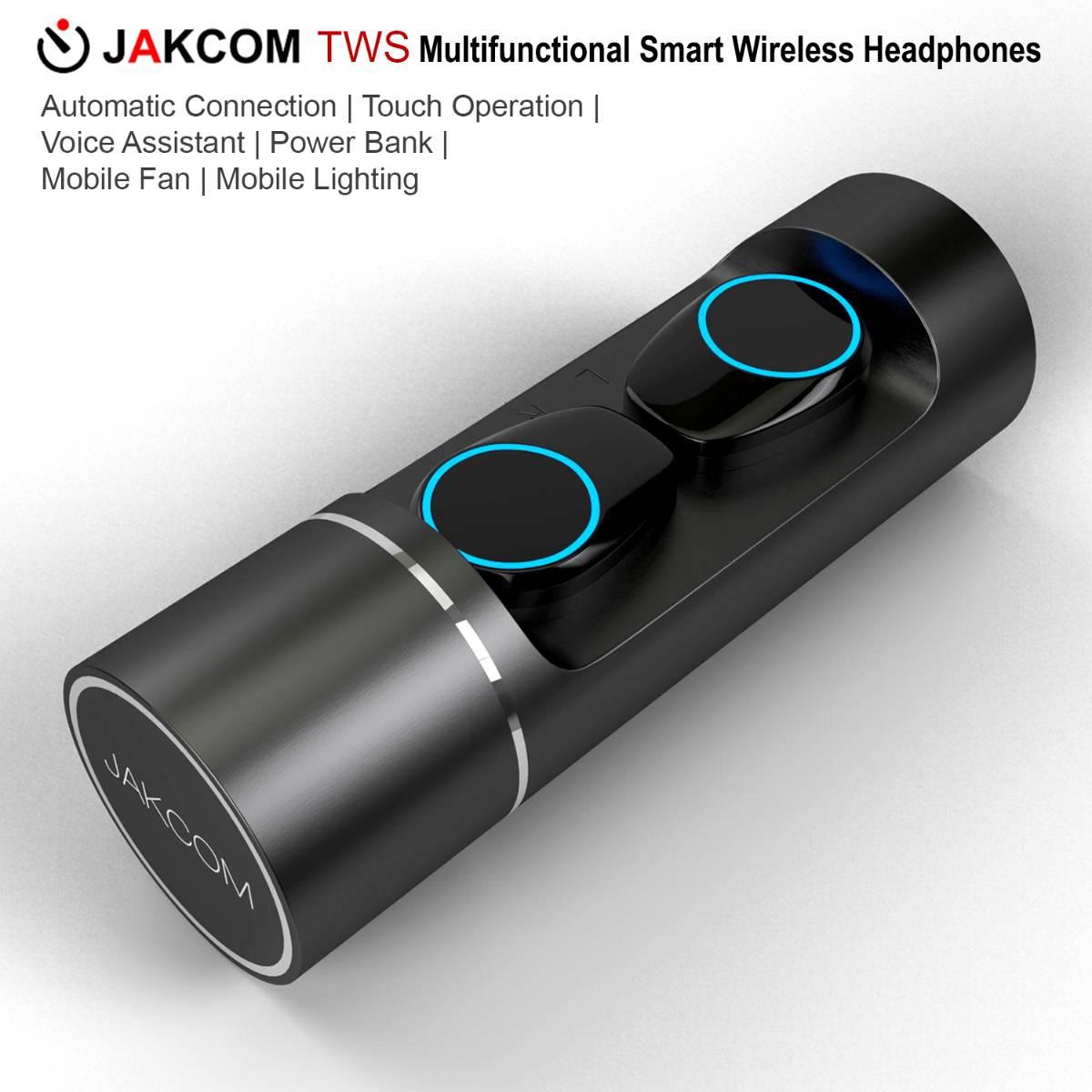 Jakcom TWS Multifunctional Smart True Wireless Headset Pintar Earphone0