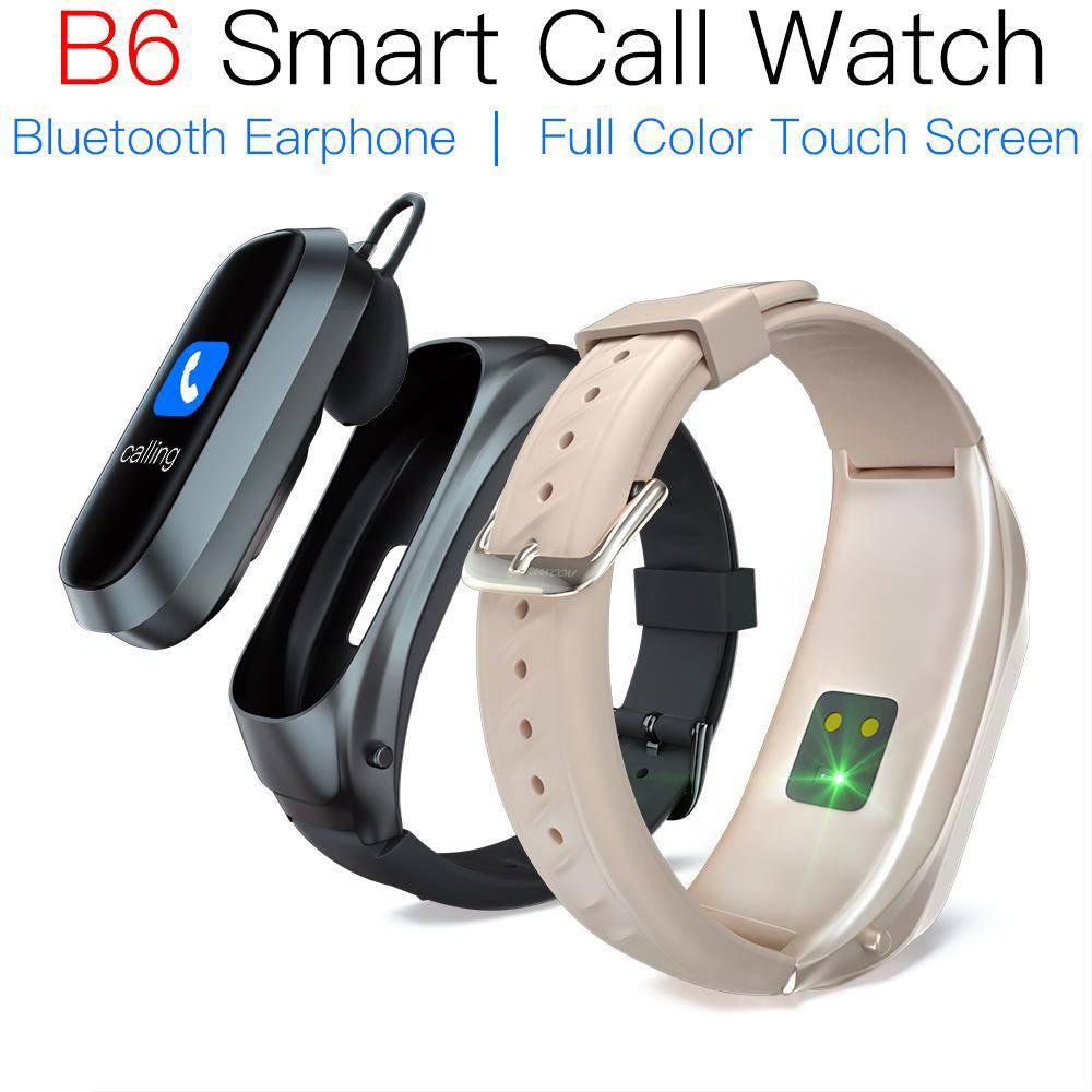 Jakcom B6 Smart Call Watch Fitness Sport Smartwatch Bluetooth Earphone0