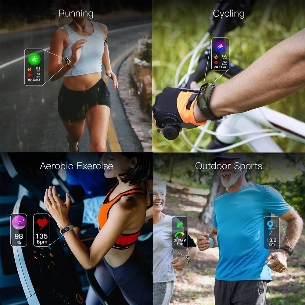 Jakcom B6 Smart Call Watch Fitness Sport Smartwatch Bluetooth Earphone4