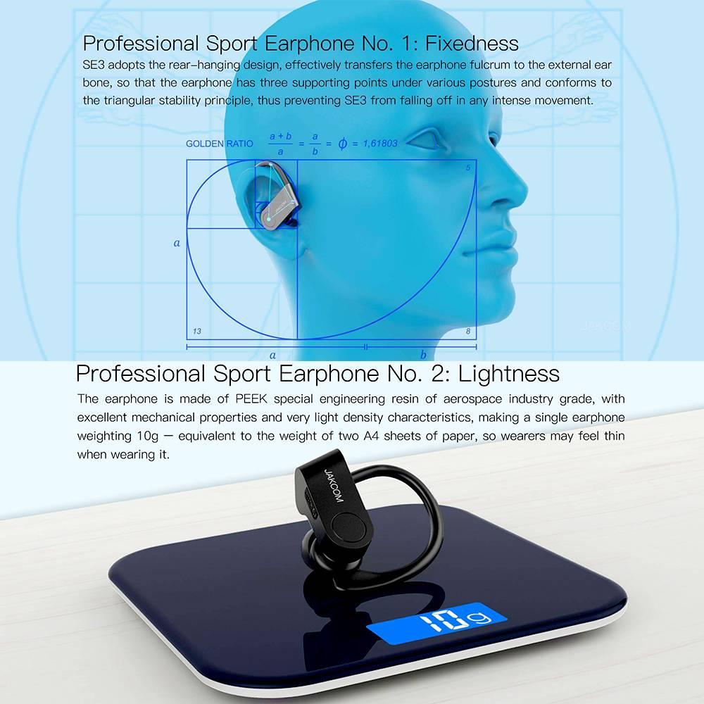 Jakcom SE3 Professional Sport Wireless Earphone Bluetooth Handsfree1