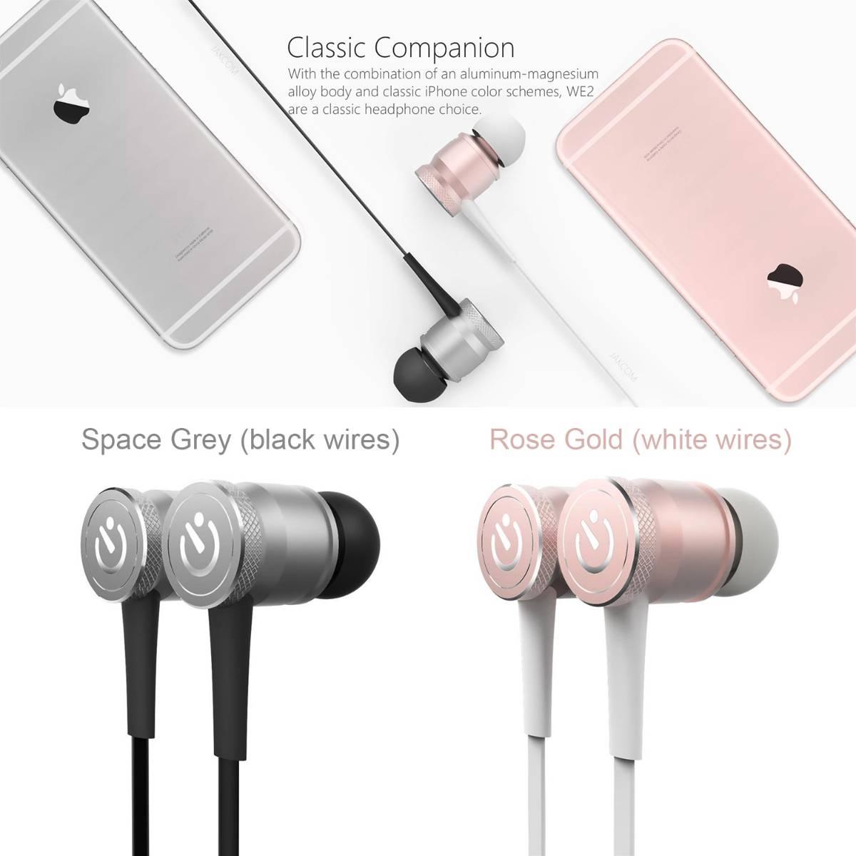 Jakcom WE2 Wearable Bluetooth Earphone Wireless Sport Headphones1