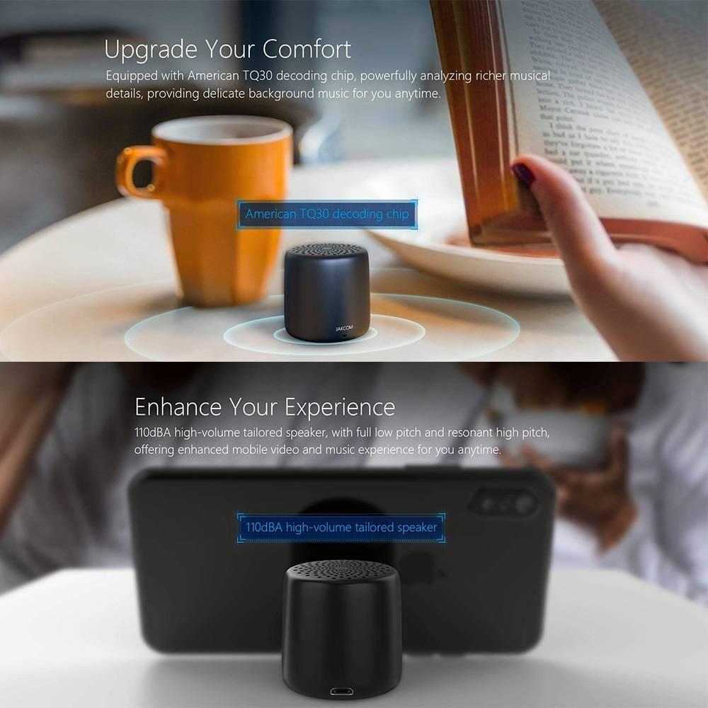 Jakcom CS2 Smart CarryOn Speaker Bluetooth mini Wireless Remote Selfie1