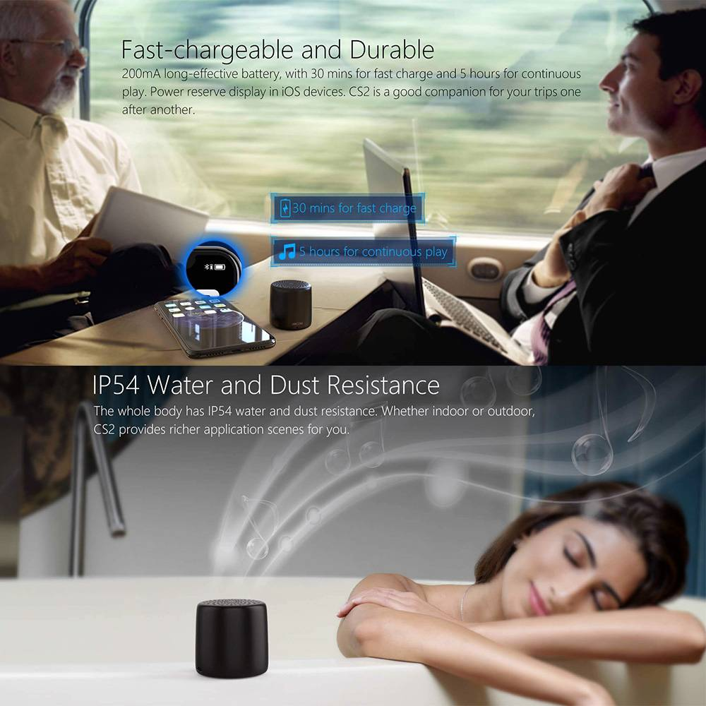 Jakcom CS2 Smart CarryOn Speaker Bluetooth mini Wireless Remote Selfie4
