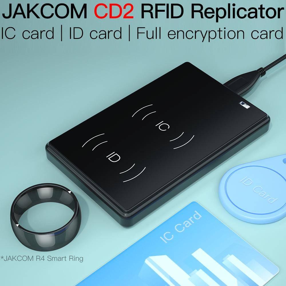 JAKCOM CD2 RFID NFC Replicator Access Card ID IC Duplicator 2 in 10
