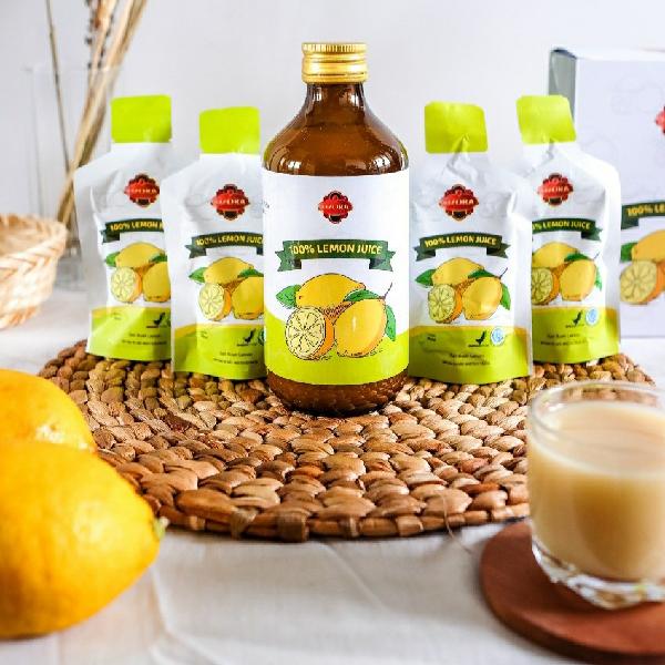 Lemon Juice ozora botol2