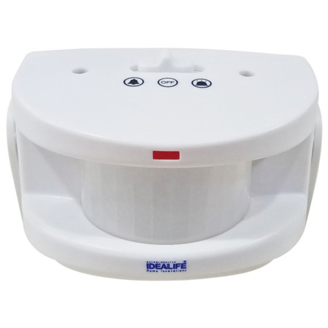 IL-306 Bel Pintu Sensor Gerak Motion Door Bell Wireless | IDEALIFE1