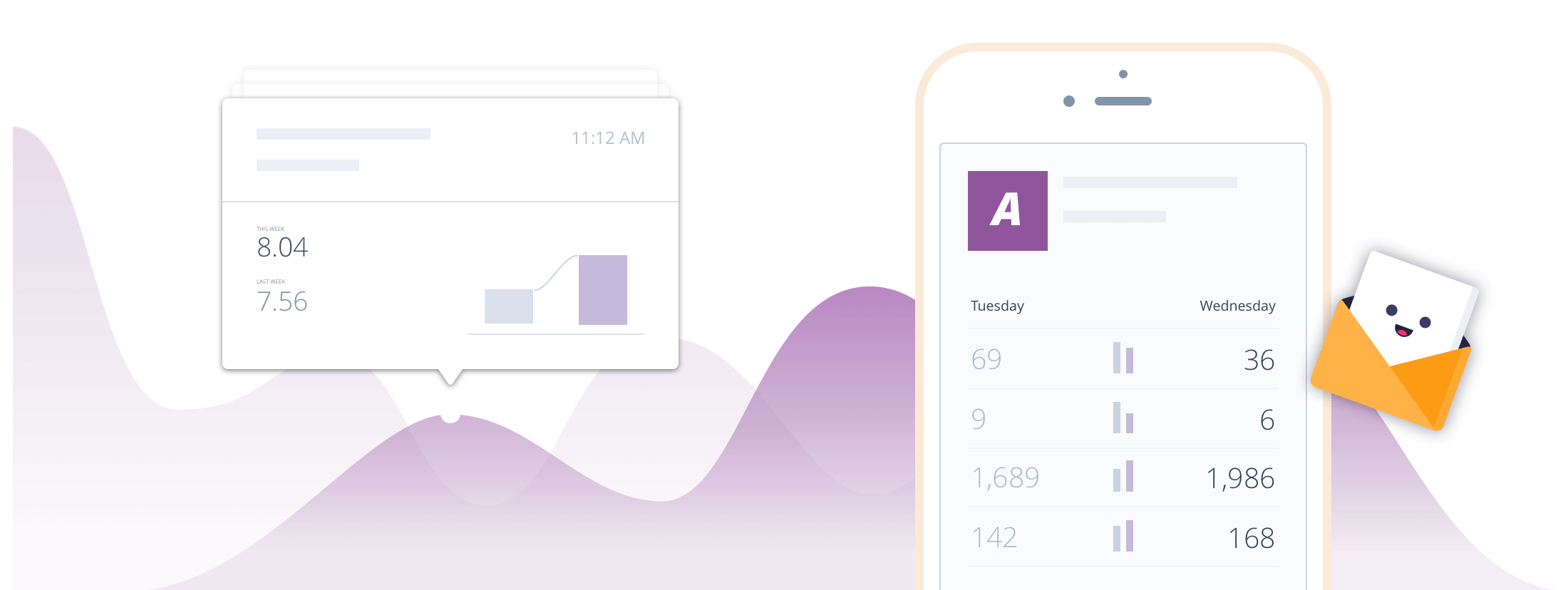Outsmart - Use Outsmart to get detailed data to your inbox with weekly automated reports