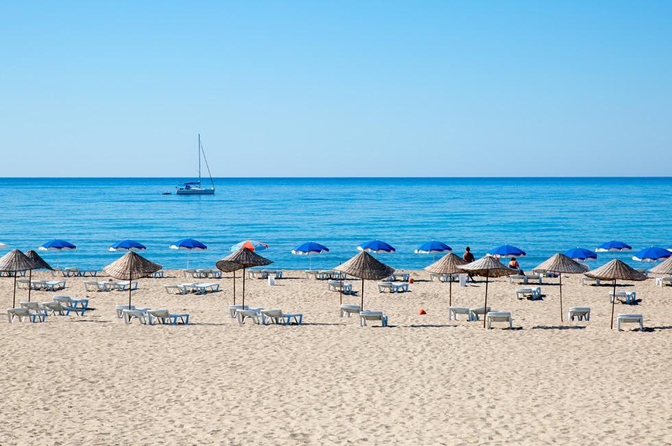 strand ölüdeniz turkije