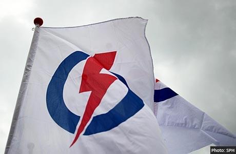 PAP Flag