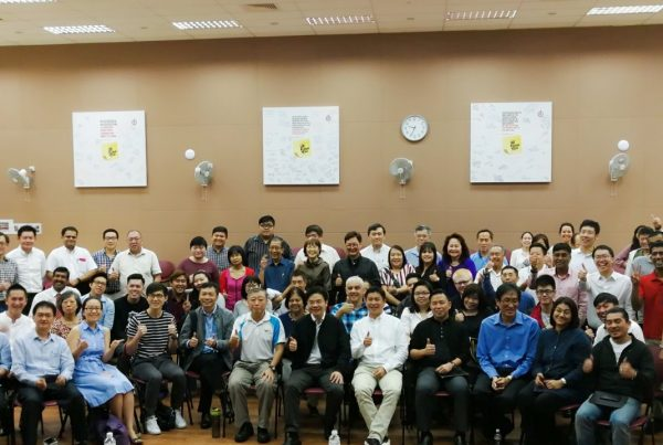 PPF Meeting With Lawrence Wong