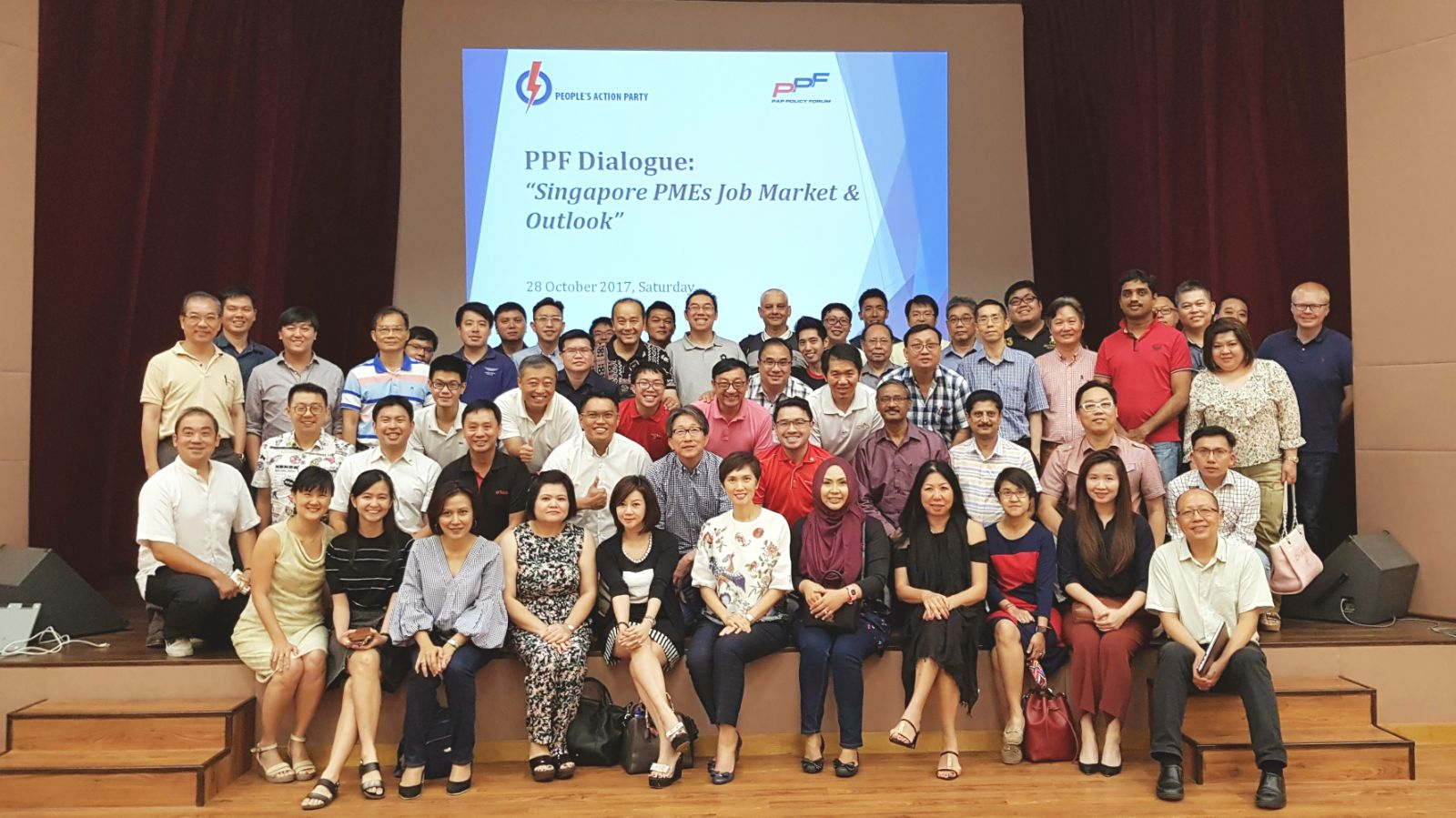 Lim Swee Say with PPF