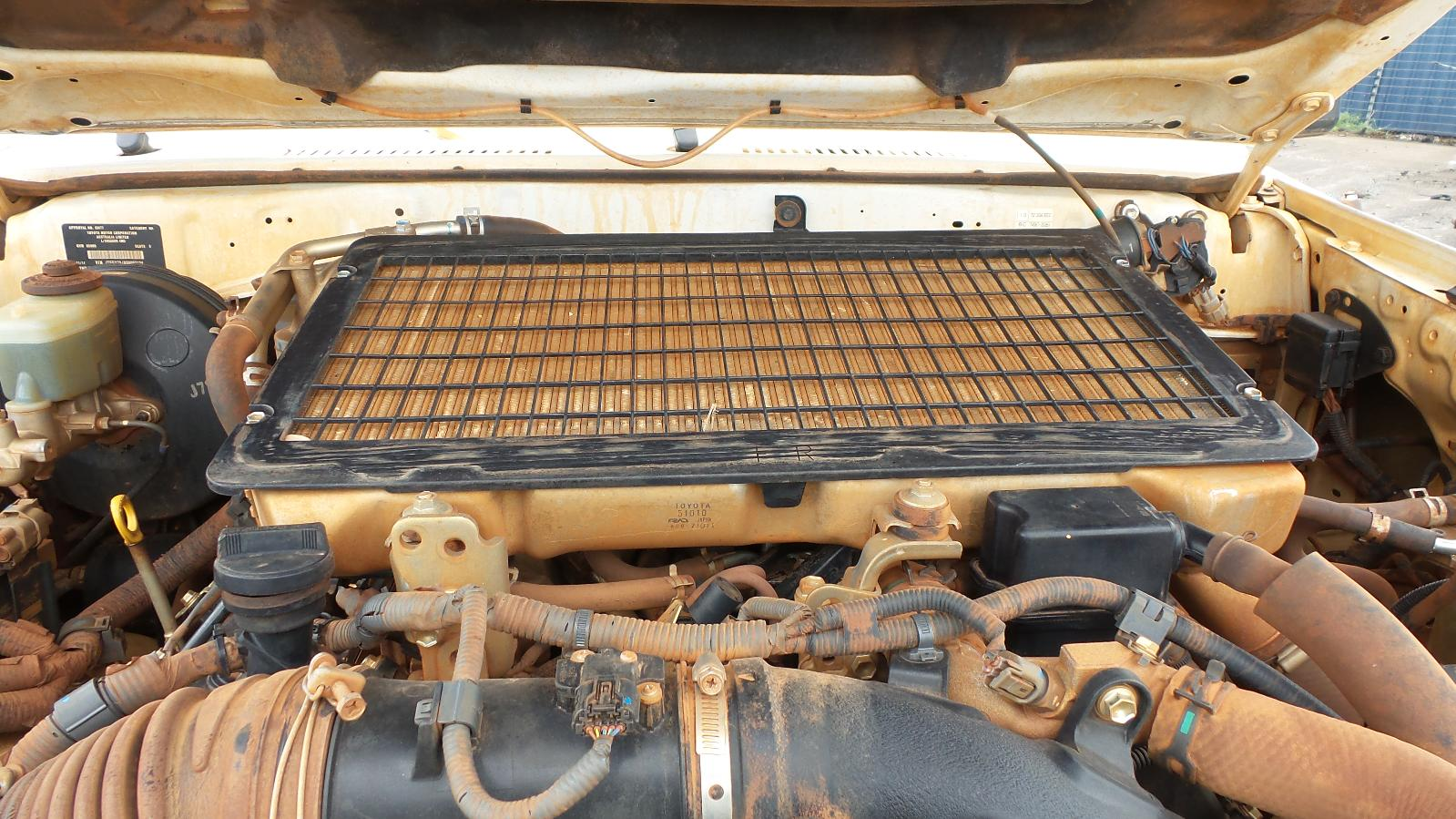 Image is loading TOYOTA-LANDCRUISER-TRANS-GEARBOX-76-78-79-SERIES-