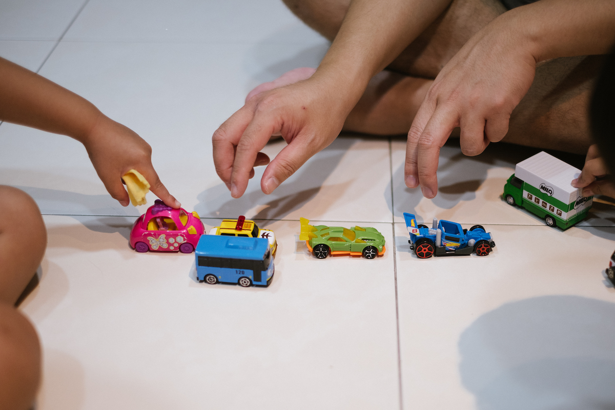 Growing problem-solving skills throughout early childhood