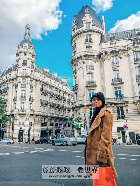 吃吃喝喝看世界 巴黎paris