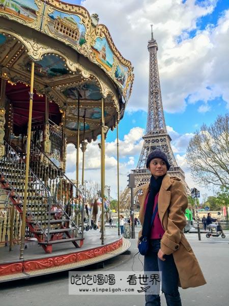 吃吃喝喝看世界 巴黎鐵塔