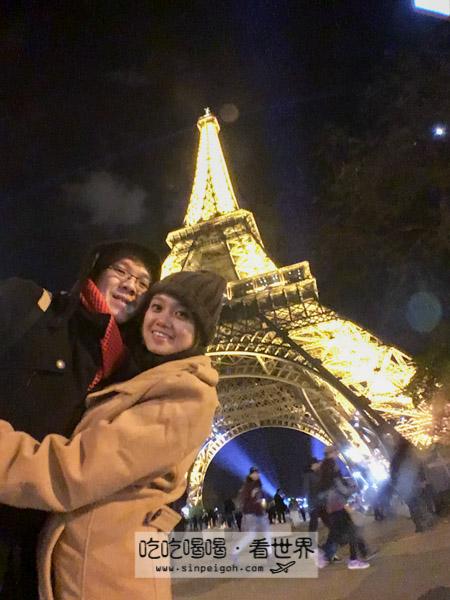 吃吃喝喝看世界 巴黎