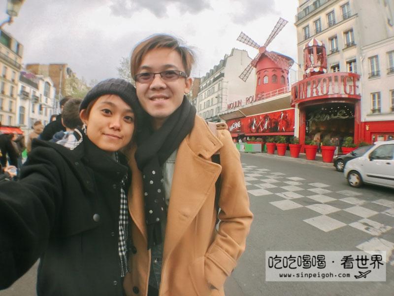 吃吃喝喝看世界 巴黎紅磨坊Moulin Rouge